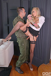Kayla Green in 'Military-Grade Pussy Penetration'