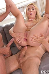 Samantha Rone in 'Double Dick Pounding'