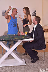 Tina Kay in 'Gambling For Cum'