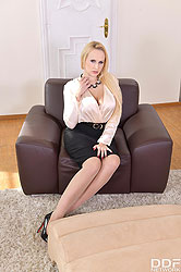 Angel Wicky in 'Naughty Sex Therapist'