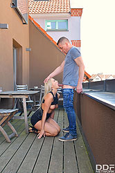 Katy Sky in 'Blonde Blows Boner'