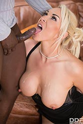 Victoria Summers in 'Black Cock Loving Blonde'