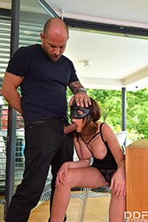 Gina Ferocious in 'Submissive Anal Pounding'