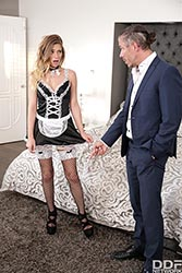 Sydney Cole in 'Defiant Maid Fucked Hard'
