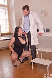 Tigerr Benson in 'Doc's Double Penetration Prescription'