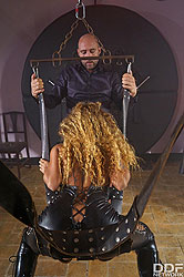 Venus Afrodita in 'Chained & Ass Fucked'