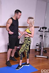 Olivia Sin in 'Fucking Her Trainer'