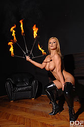 Dorothy Black in 'Fiery Hot Fetish Babe'