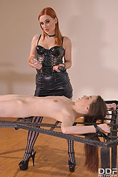 Eva Berger in 'BDSM Newbie Humiliated'
