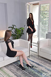 Sybil in 'Executive Pussy Privilege'