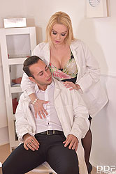 Amber Jayne in 'Hot Nurse Needs Doc's Dick'