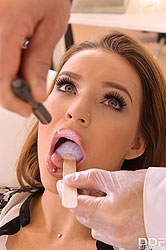 Mia Ferrari in 'Deepthroating the Dentist'