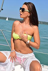 Vicky Love in 'Fingering on the High Seas'