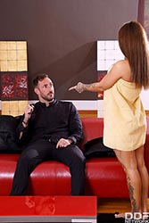 Susy Gala in 'From Footjob to Blowjob'