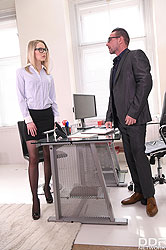Rose in 'Blonde Babe Seduces Teacher'