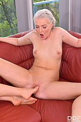 Lovita Fate in 'Foot Fetish and Fingering Babes'